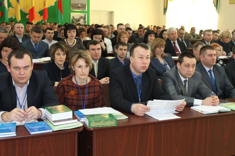 Конференція зібрала представників різних вишів
