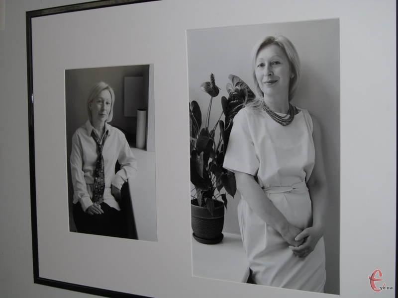 У проекті взяла участь директор художнього музею Лариса Чернова
