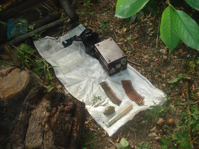 Під час обшуку у квартирі мобілізованого знайшли вибухівку
