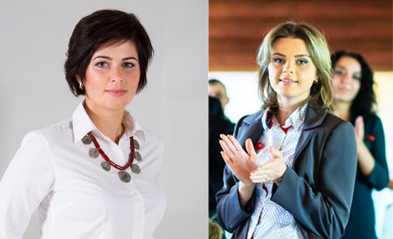 Над проектом працюють двоє журналістів – Наталка Пиртик і Оксана Височанська