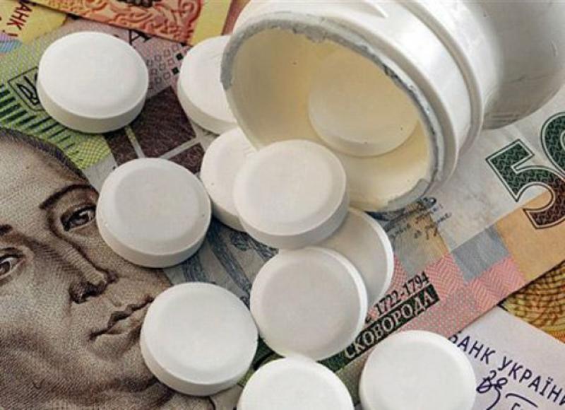 Перелік ліків, які закуповують за бюджетні кошти, висітиме у кожному відділенні медзакладів