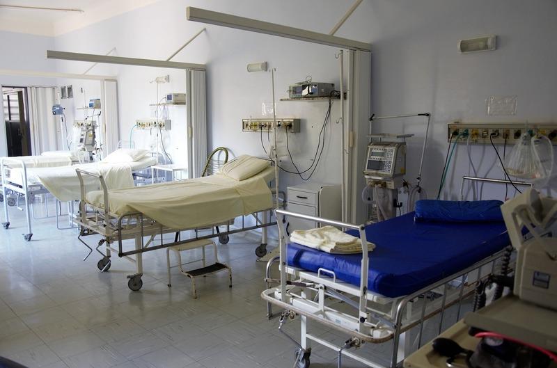 Кількість ліжок до кінця жовтня мають збільшити до двох тисяч