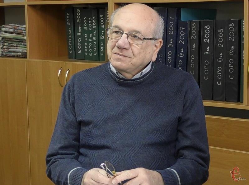 Володимир Швець каже, що хмельнциька влада начеб то відкрита, але... не завжди