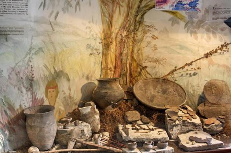 Унікальний експонат представили музейники