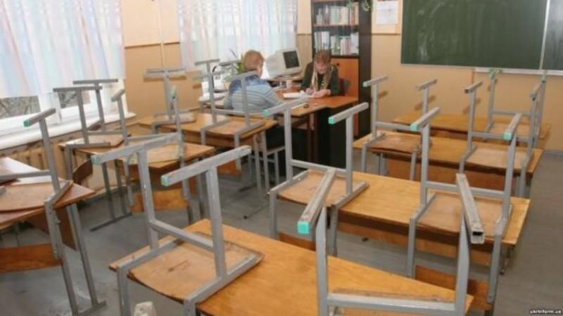 На Ізяславщині призупинили навчальний процес