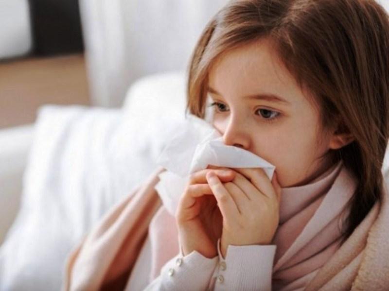 Порівняно з минулим тижнем захворюваність серед дітей збільшилася на 11,2 відсотка