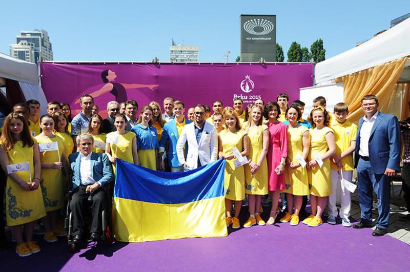 У Баку за нагороди першиї Європейських ігор змагатимуться 13 подолян