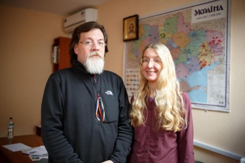 У липні 2015 року Супрун і її чоловік отримали українське громадянство.