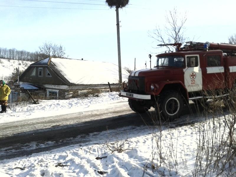 Власник будинку загинув у пожежі