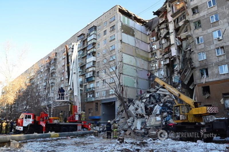 Доля 36 громадян, які в момент обвалення могли перебувати у квартирах, невідома