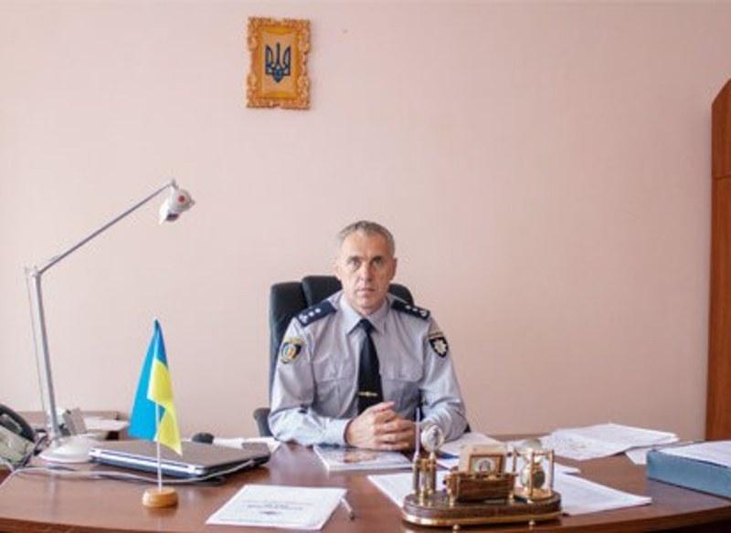 Шепетівську поліцію очолив полковник