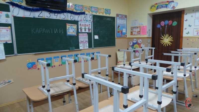 Учні шістьох хмельницьких шкіл пішли на вимушені канікули