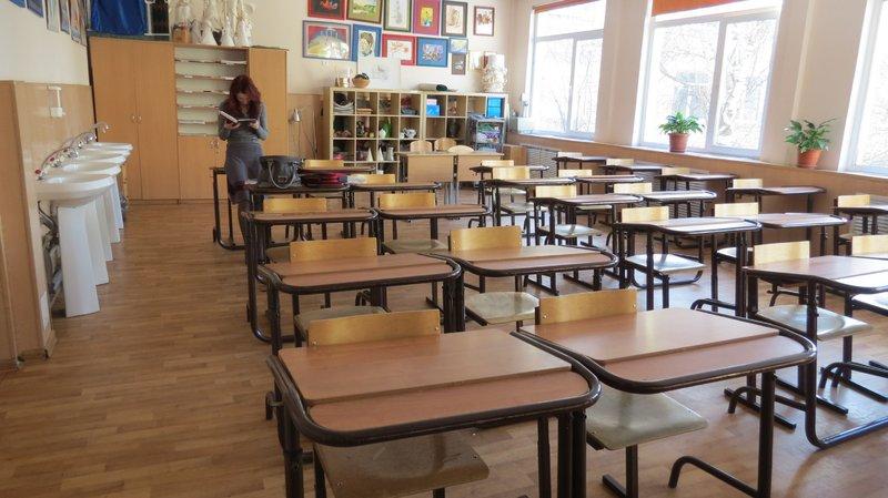 Після новорічних свят учні кам'янецьких шкіл не виходили на навчання
