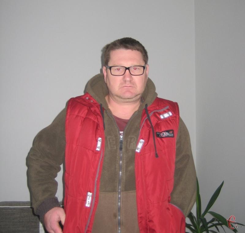 Свого часу Пранас Лазутка сам проходив реабілітацію у соціальному центрі у Вільнюсі.