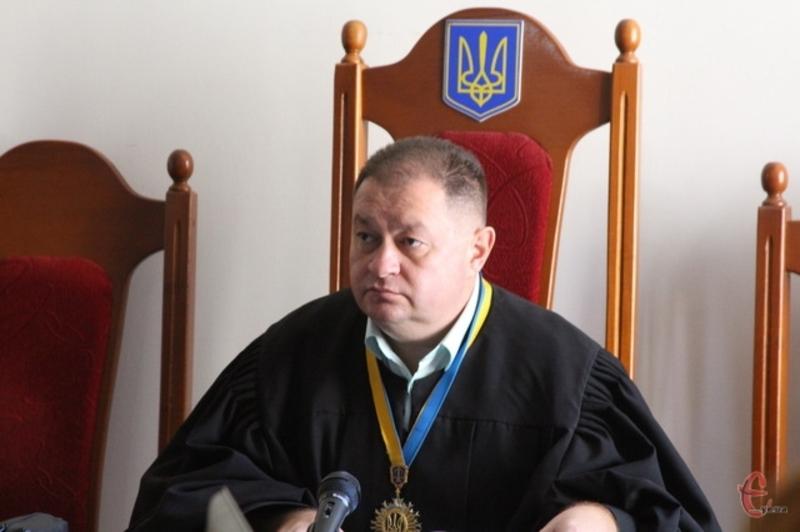 Олександр Трембач не буде розглядати справу Віктора Бурлика