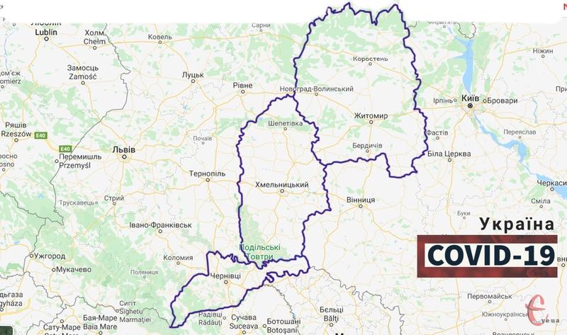 У Чернівецькій області надзвичайна ситуація