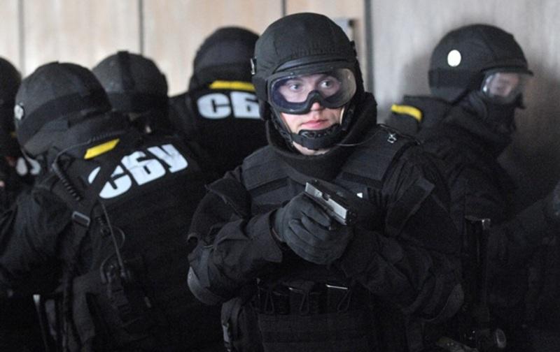 Бійці хмельницького СБУ з перших днів проведення АТО знаходяться на Сході України.