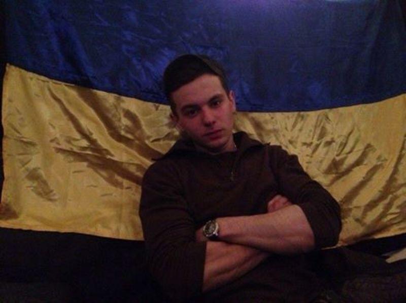 21-річний Максим Служив командиром роти окремого 130-го розвідувального батальйону