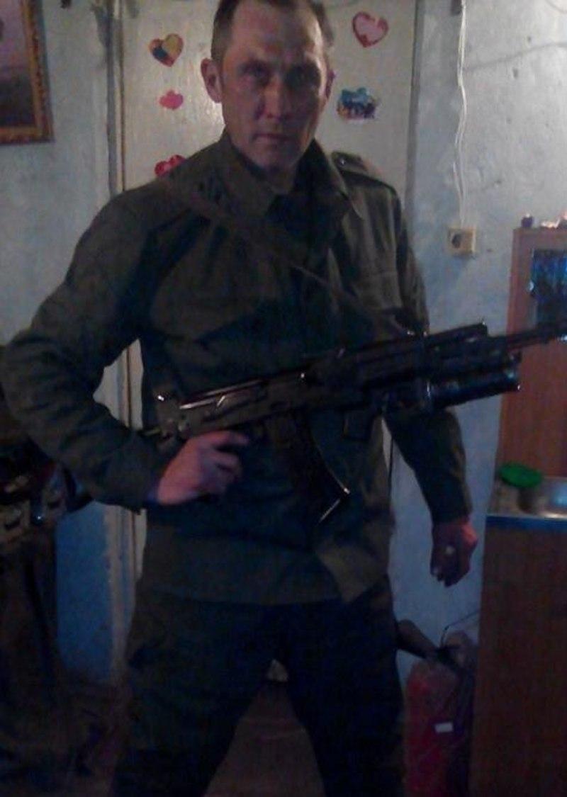 46-річний капітан Олександр Черниченко загинув на Донеччині.