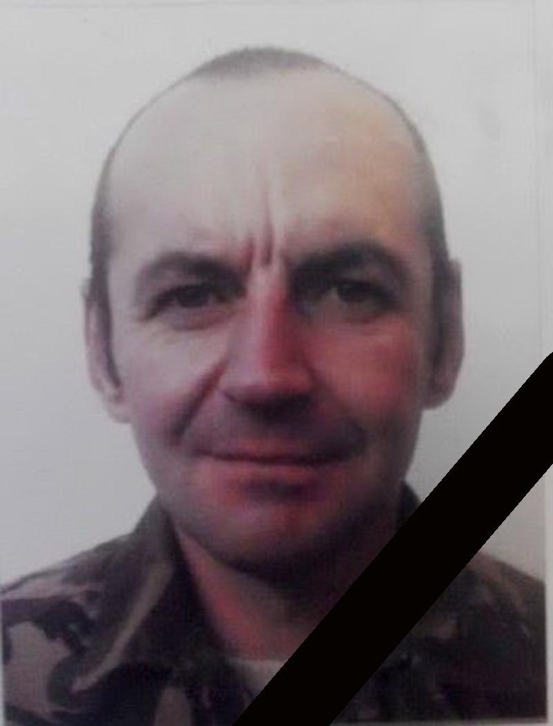 Медики не змогли врятувати життя Василю Остапчуку. Фото: зі сторінки у Фейсбуці Правого Сектору Хмельниччини
