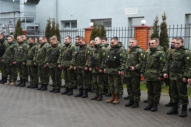 Пісдя невеликої перерви хмельницькі поліцейські знову поїхали на Схід України