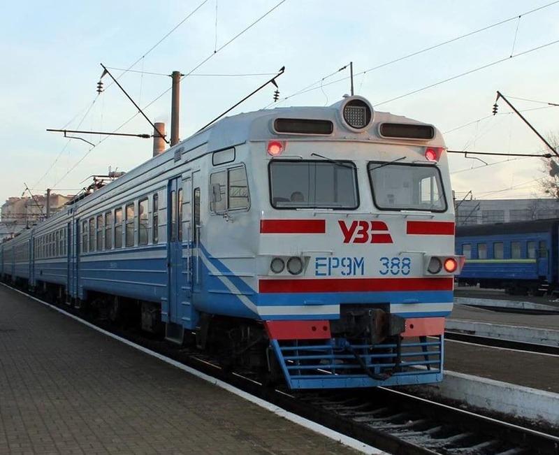 Потягом не можна буде виїхати з Хмельницького, Волочиська, Славути та Дунаївців