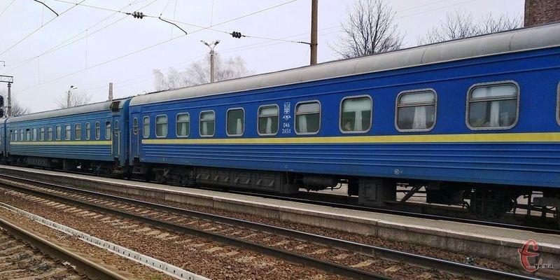 З 26 червня через Хмельницький до Львова курсуватиме потяг №715/716 «Київ — Львів». Фото: з архіву