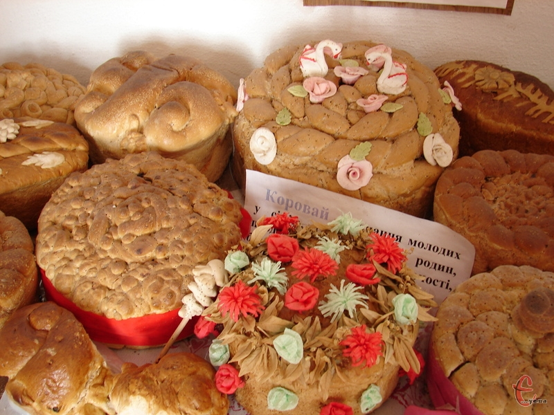 Місцеві школярі – часті гості шкільного музею хліба