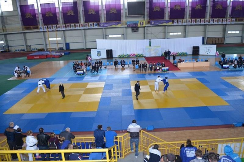 У Всеукраїнській Універсіаді з дзюдо взяли участь спортсмени з 45 вишів країни