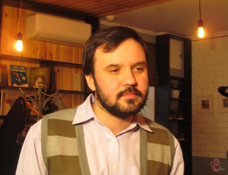 Дмитро Гусаков виступив з ініціативою створення театральної громадської організації