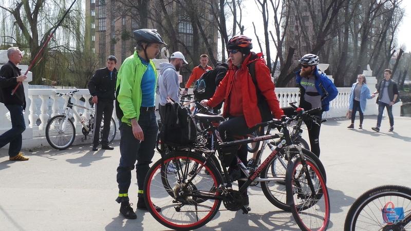 Старт велосезону запланували на 9 квітня