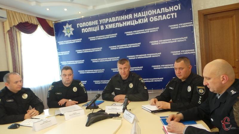 У Хмельницькому з'явилися поліцейські детективи