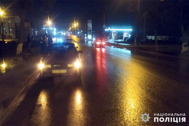 Аварія сталася у Волочиську неподалік перехрестя вулиць Незалежності та Довженка