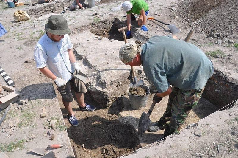 Цьогорічний археологічний сезон дивує знахідками