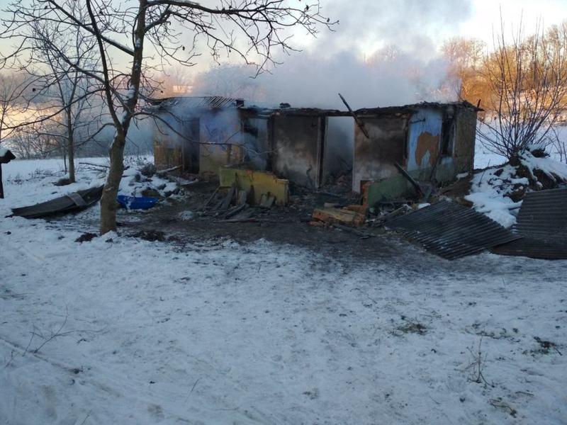 Ймовірною причиною пожежі називають порушення правил пожежної безпеки при експлуатації печі