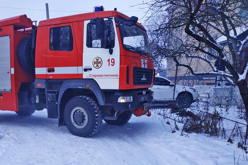Завдяки оперативності надзвичайників вдалося запобігти поширенню вогню на сусідні квартири