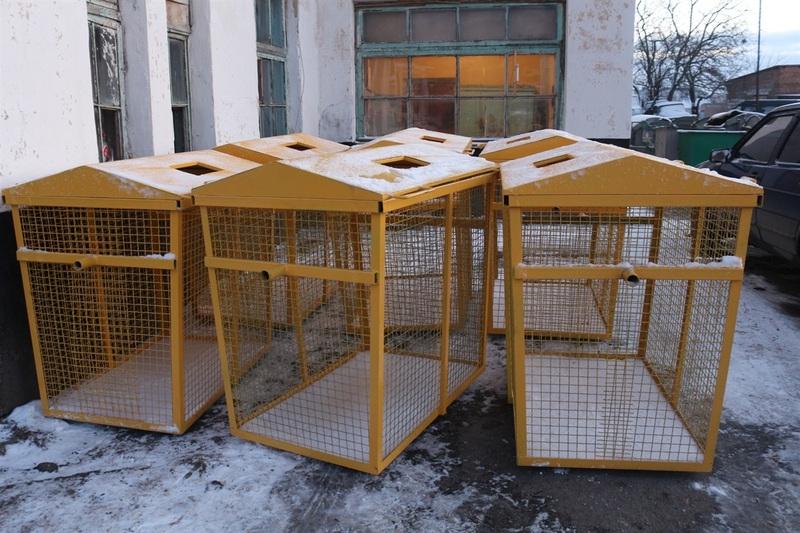 Всього у Старокостянтинові таких контейнерів планують встановити чотири десятки