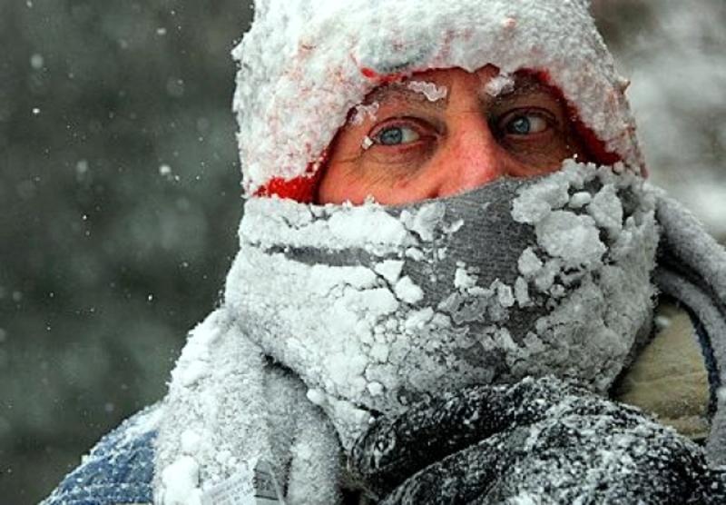 У кінці тижня температура повітря різко впаде на 10-15°C