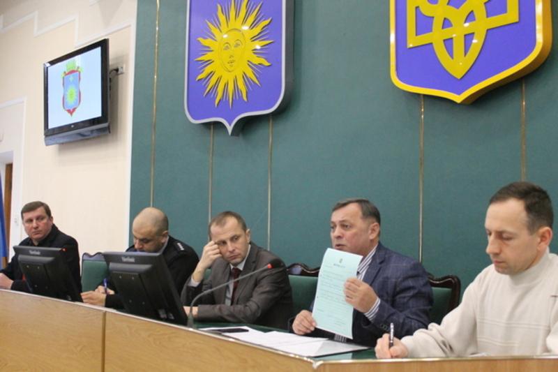 У Кам'янці-Подільському обговорили стан пасажирських перевезень