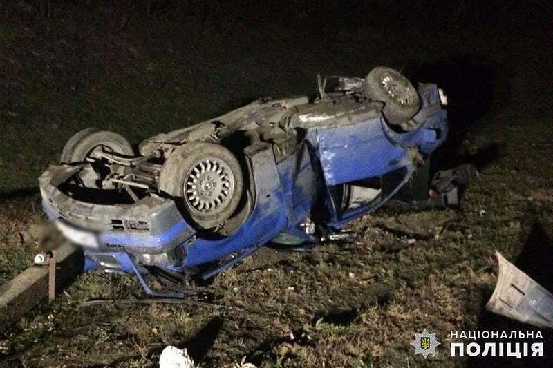 У ДТП в Ярмолинцях травмувалося четверо осіб