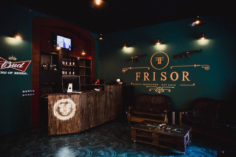 Отож: п'ятниця, 10 червня, з 9:00 до 21:00 Frisor Barbershop Khmelnitsky запрошує усіх на відкриття та безкоштовну стрижку!