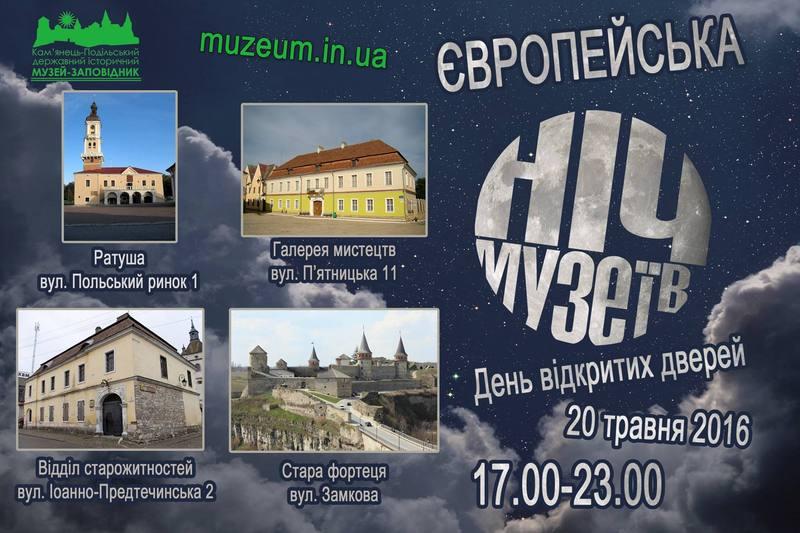 У Кам'янці - День відкритих дверей у музеї