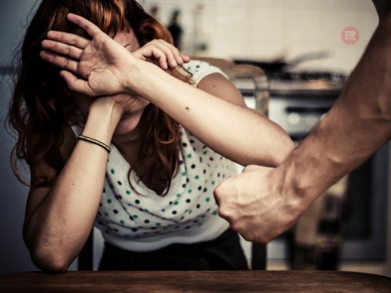 Чоловік побив дружину під час сварки