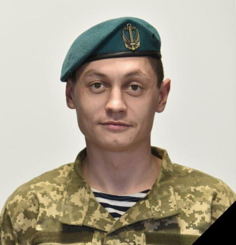 Василь Кравченко загинув 20 липня. Сьогодні, 22 липня, його поховали в Ізяславі