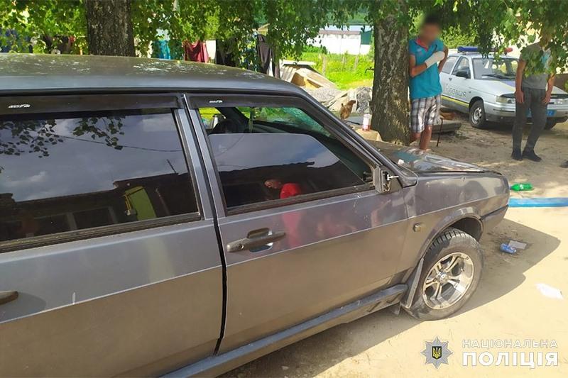 У результаті дорожньо-транспортної пригоди травмувалось троє осіб
