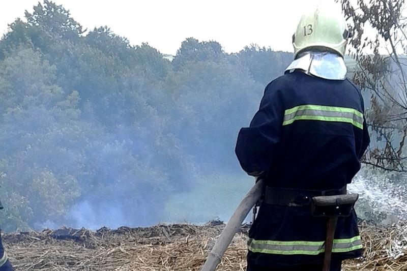 Пожежу загасили дуже швидко