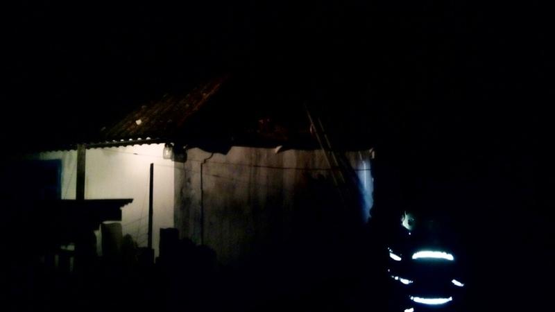 Пожежу загасили дуже швидко.