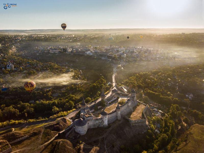 Впродовж вихідних городяни і гості міста матимуть можливість насолодитися виглядом повітряних куль