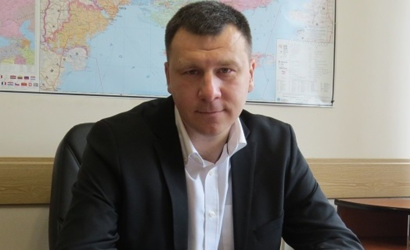 Валентин Данилюк очолив Службу автодоріг області