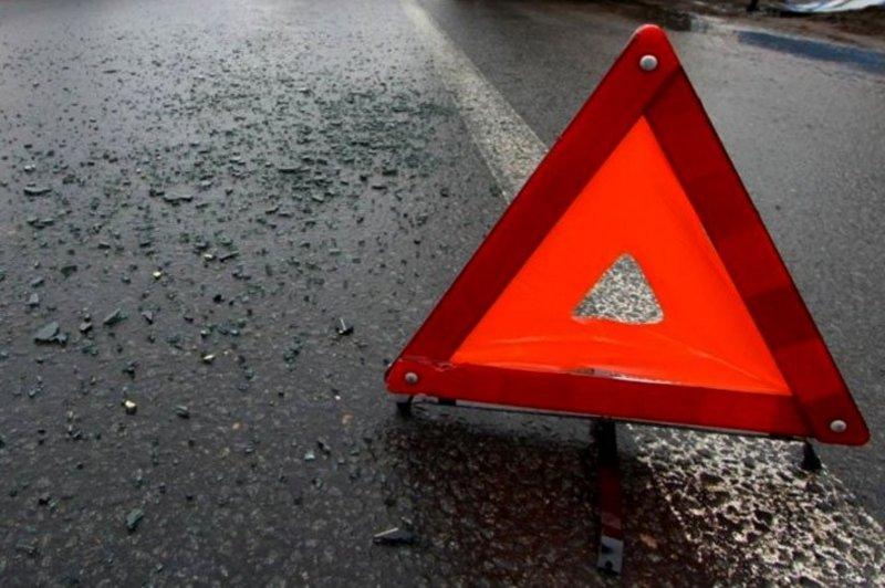 ДТП сталася на нерегульованому пішохідному переході